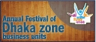 Annual Festival of Dhaka zone business unit 2015