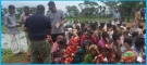 Beside the flood affected people of Sunamganj district